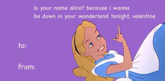 27 Disney Valentine S Cards That Will Ruin Your Childhood Valentines Memes Disney Valentines Valentine Jokes