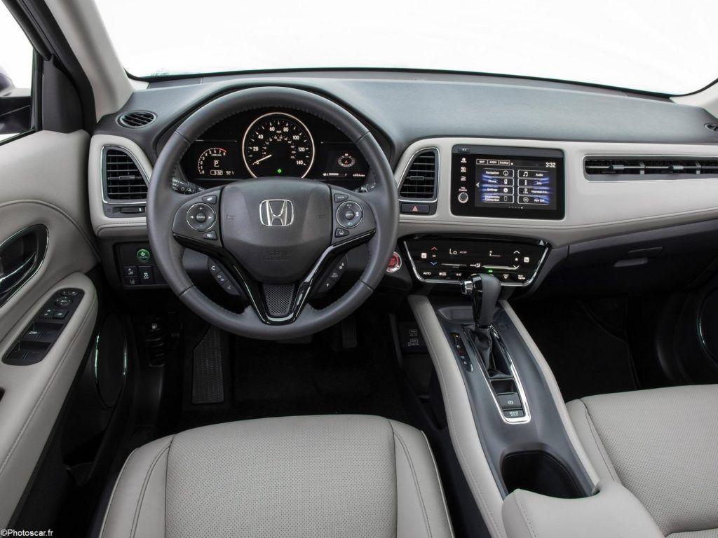 Honda HRV 2019 conçu pour s'adapter à votre mode de vie