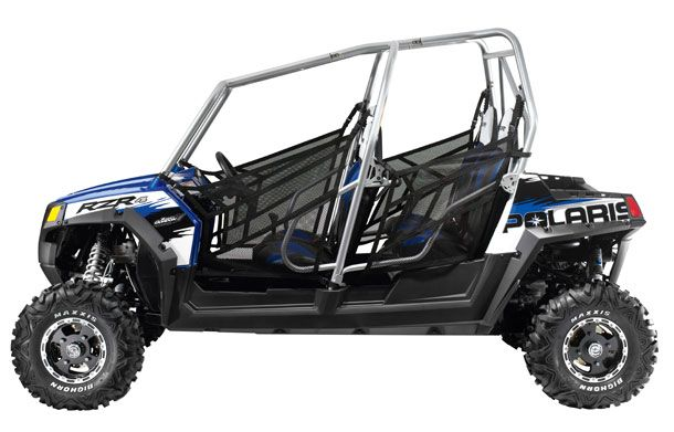 4 Seater Atv Polaris Announces Industry S First Four Seat Side By Side Ranger Atv Polaris Rzr