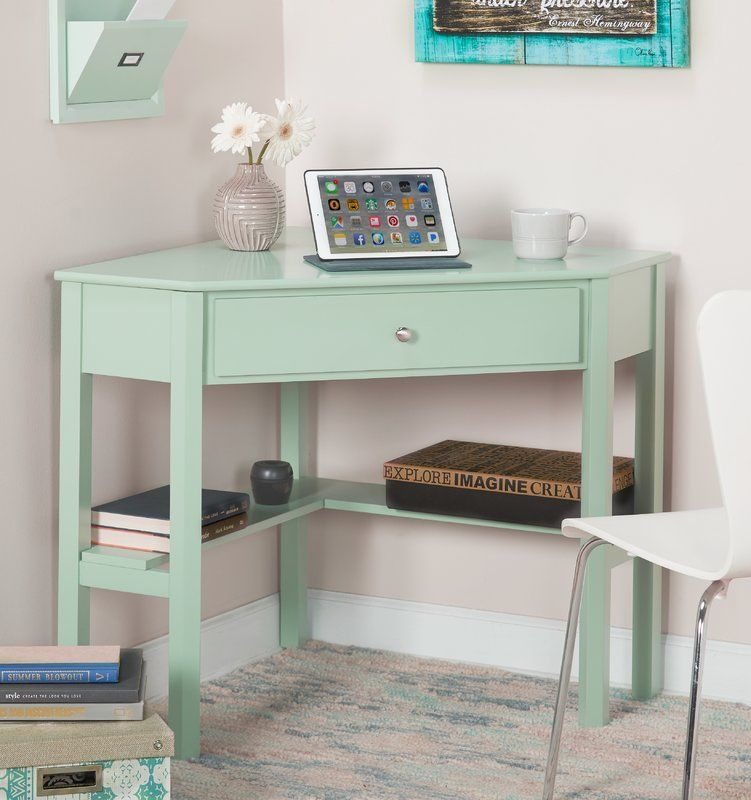 gethard corner writing desk with images  small bedroom