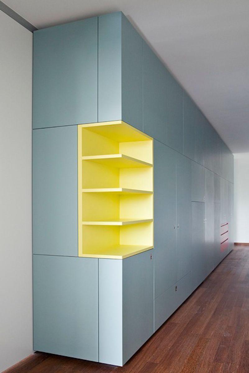 bernauerstr-flur-ausschnitt-gelb.jpg | Küche | Pinterest ...