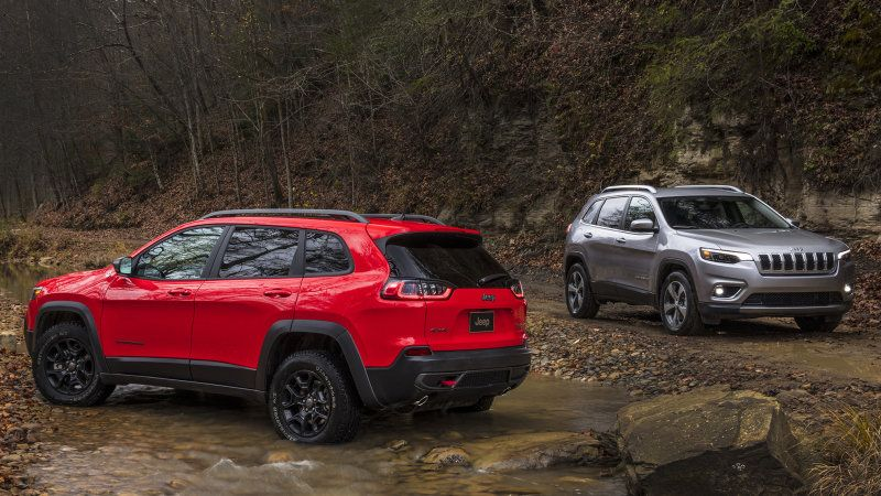 The 2019 Jeep Cherokee Has A New Refresh That Gives It A Much More