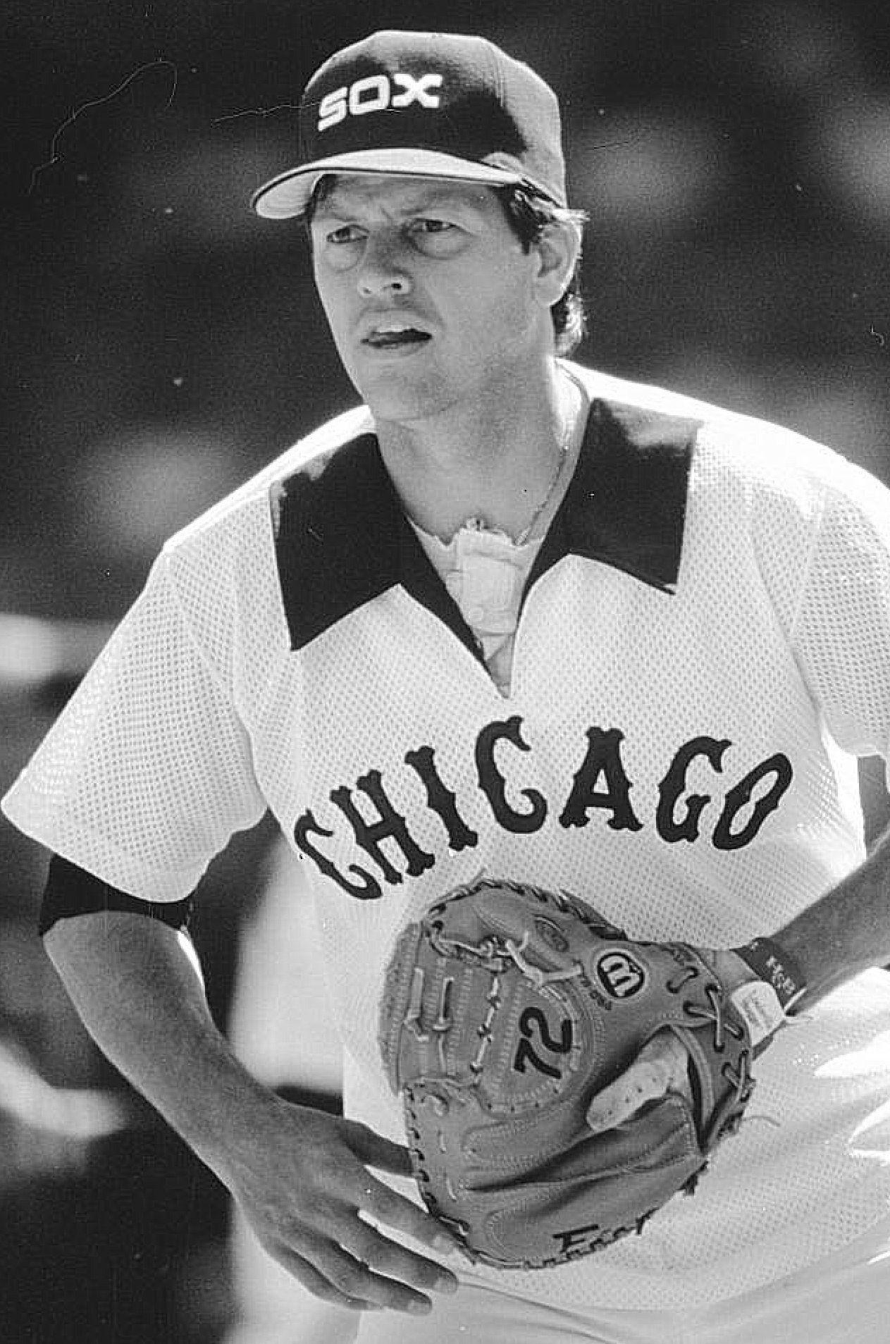 Carlton Fisk 1983: Chicago White Sox: Carlton Fisk... They Don't Make