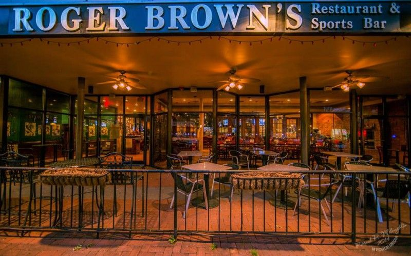 Roger Brown S Restaurant And Sports Bar In Portsmouth