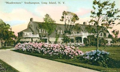 Hydrangeas in the Hamptons & Newport | Houses of the Hamptons