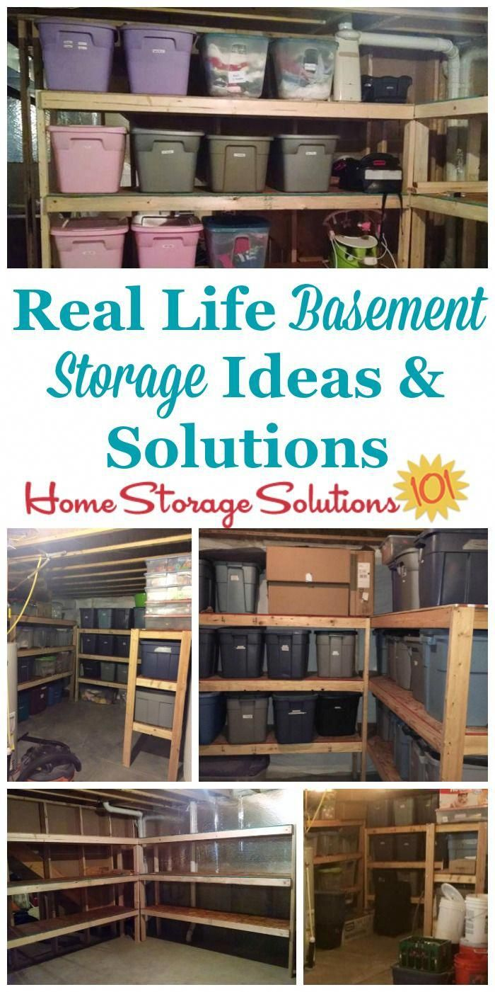 how real people organize the basement organizing hall of on cheap diy garage organization ideas to inspire you tips for clearing id=50736