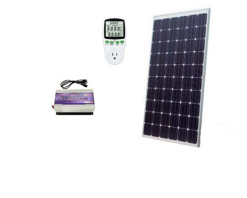 Expandable Solar Electric Starter Kit Increase Your Energy Gain As Your Budget Allows From Seller To You Gt 1000 Ser Solar Electric Solar Solar Panels For Home