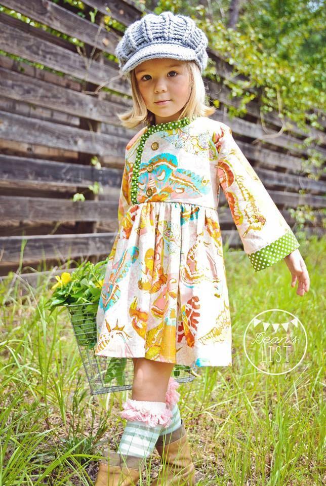 BG Originals Pepper\'s Dress pdf pattern by browniegoose on Etsy ...