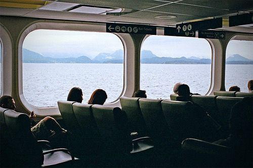 Imagem de people, vintage, and sea