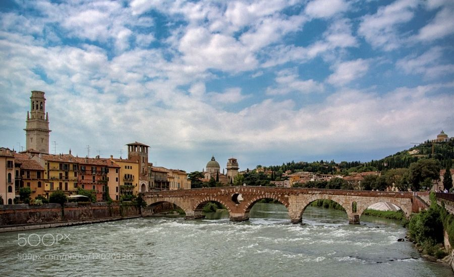 Verona by konstantingarishvili. @go4fotos