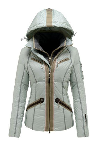 4c99759a9e New Bogner Women 3089 Grey Kiki-D Ski Jacket