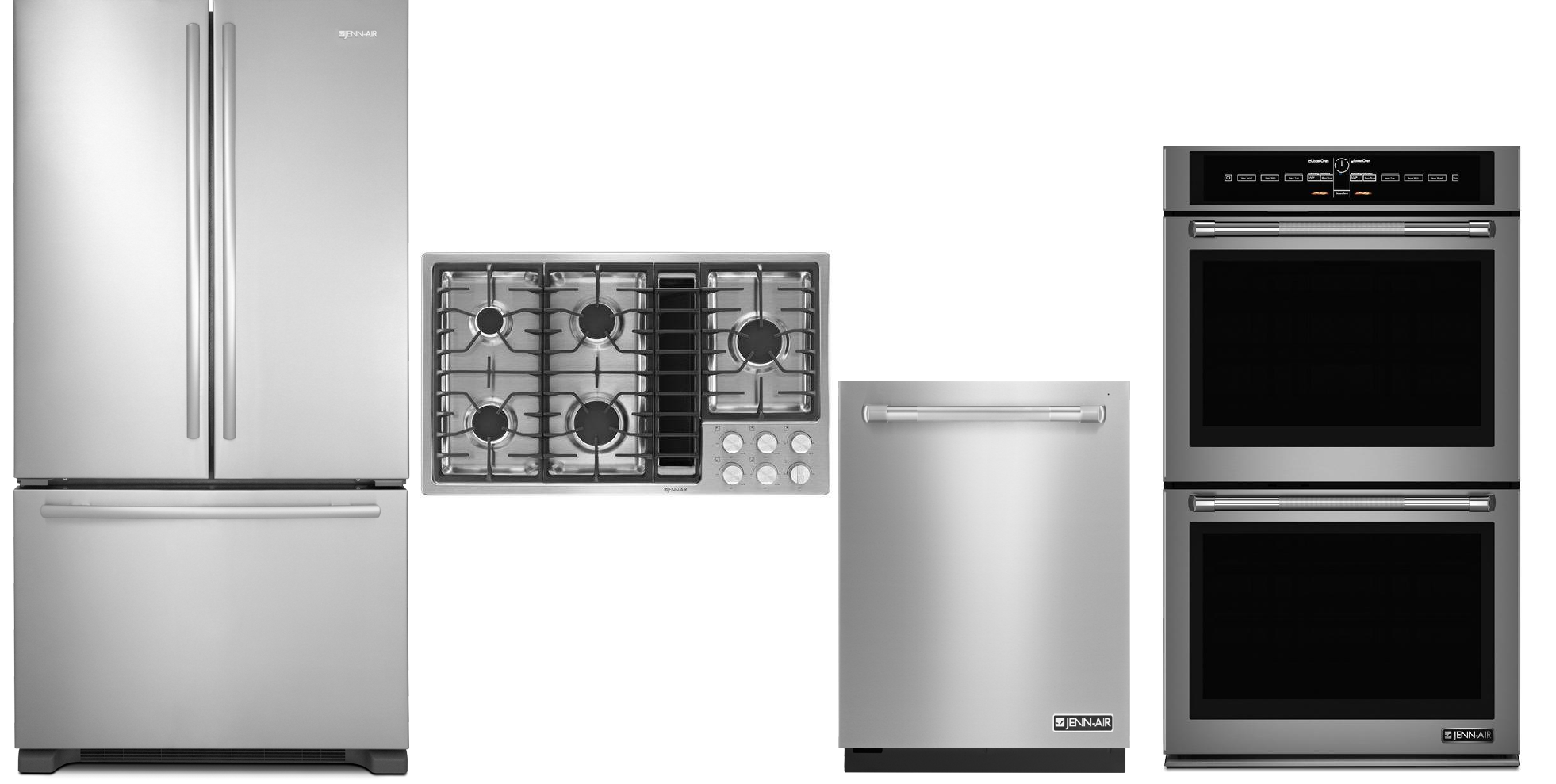 Dacor 4 Piece Kitchen Appliances Package in Stainless Steel Please ...