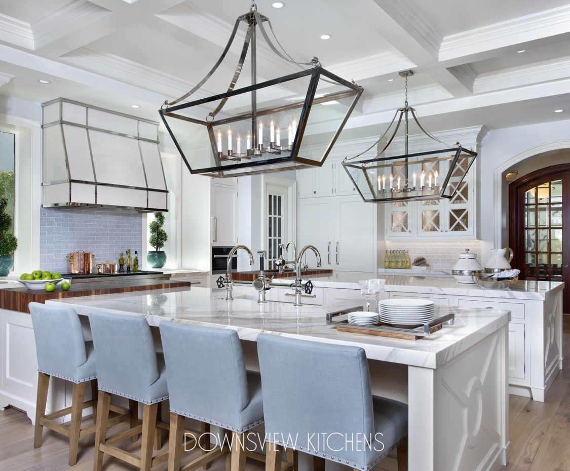 BAY SIDE CHARM - Downsview Kitchens and Fine Custom Cabinetry ...