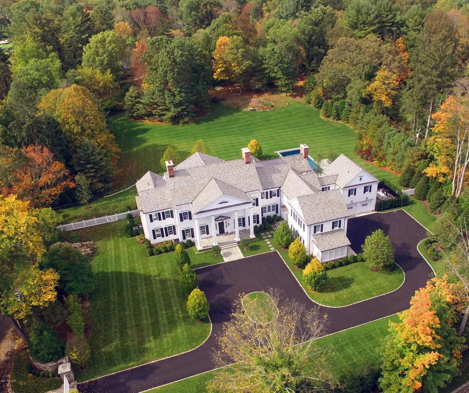 Greenwich Ct Luxury Mansions: 272 Round Hill Rd, Greenwich, CT 06831