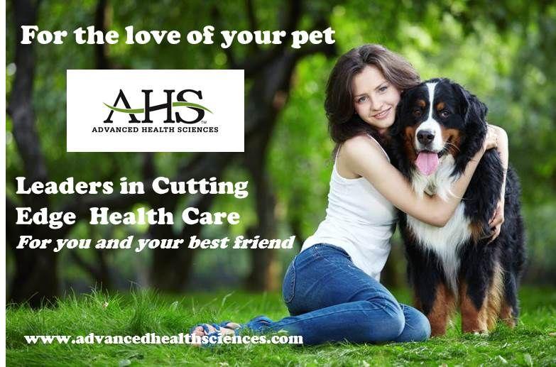www.advancedhealthsciences.com trae los mejores productos para tu mascota.