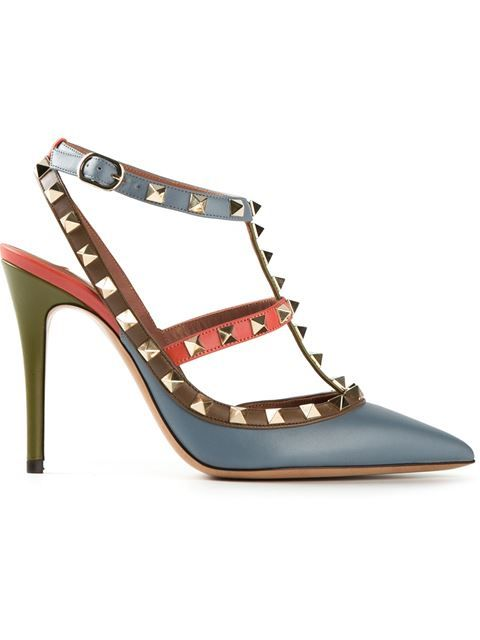 4e29a8c5cae6d Shop Valentino Garavani  Rockstud  pumps in Biondini Paris from the world s  best independent boutiques at farfetch.com. Over 1000 designers from 300 ...