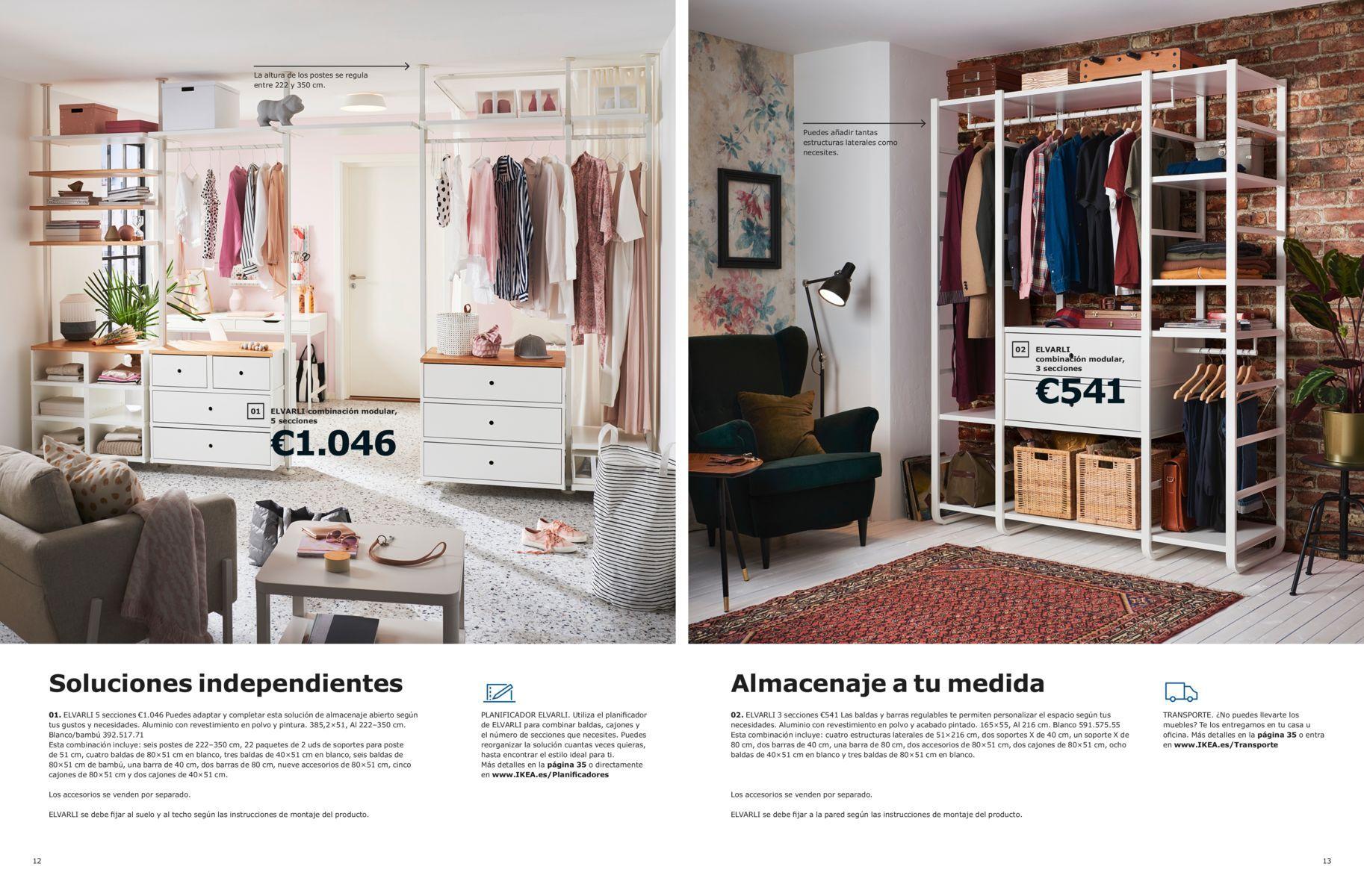 Elvarli Inspiración Catálogo De Armarios 2019 Home Ikea