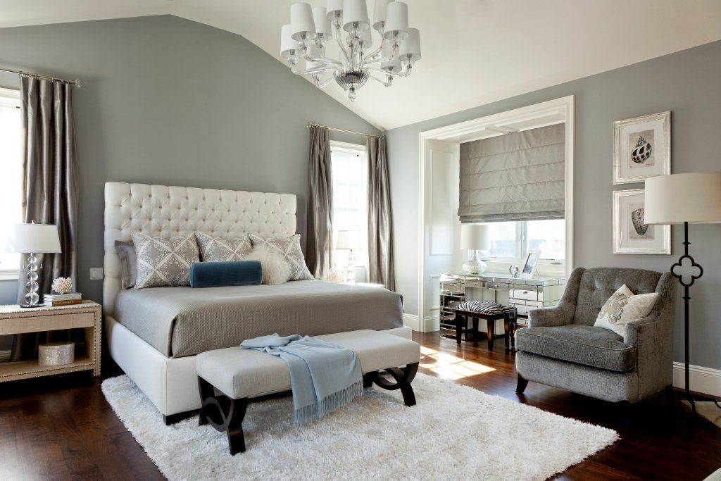 A Master Bedroom I Designed For A Lovely Young Couple In Manhattan