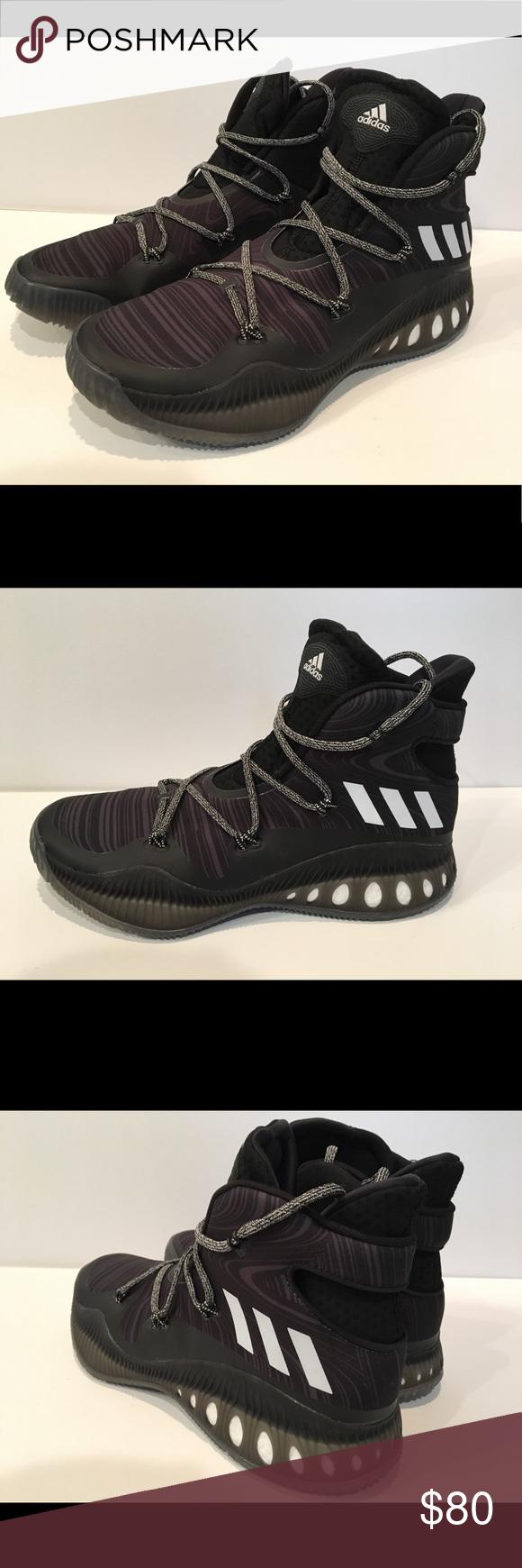 Adidas Crazy Explosive Boost Size 14