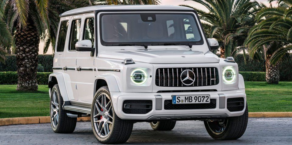 Best Images Of New Model 2019 Mercedes Amg G63 With Images