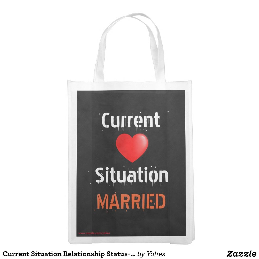 Current Situation Relationship Status-MARRIED Market Totes
