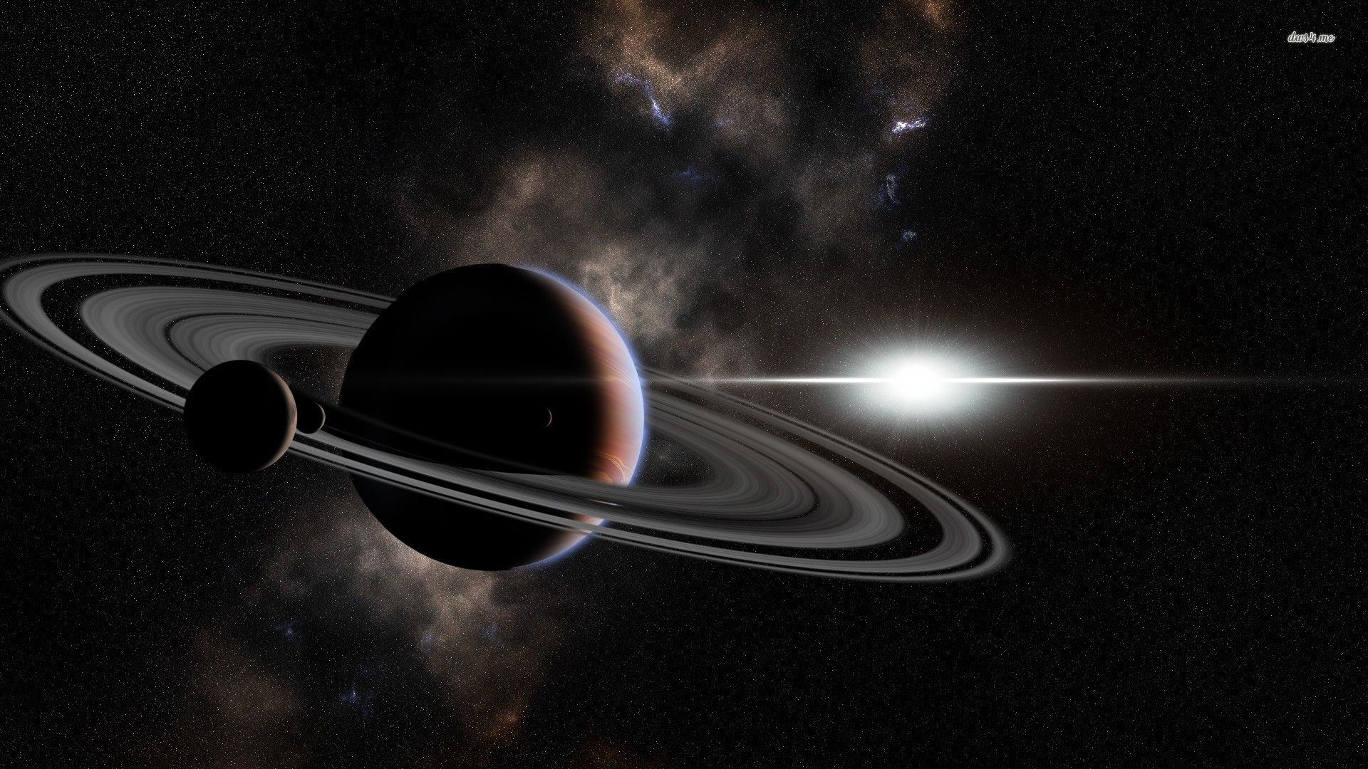 Saturn Pictures From Space | Saturn wallpaper 1280x800 ...