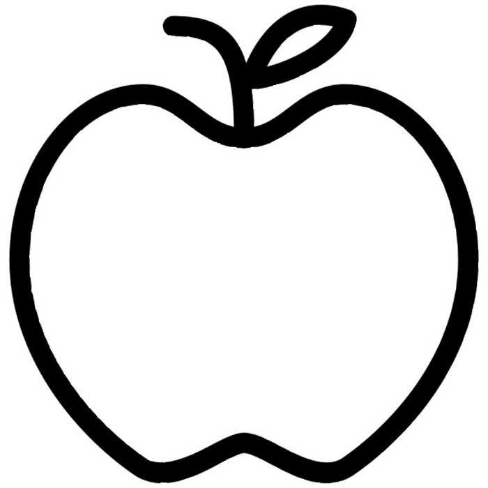 moldes de manzanas | hojas de trabajo de 1 a 20 | Pinterest | Books