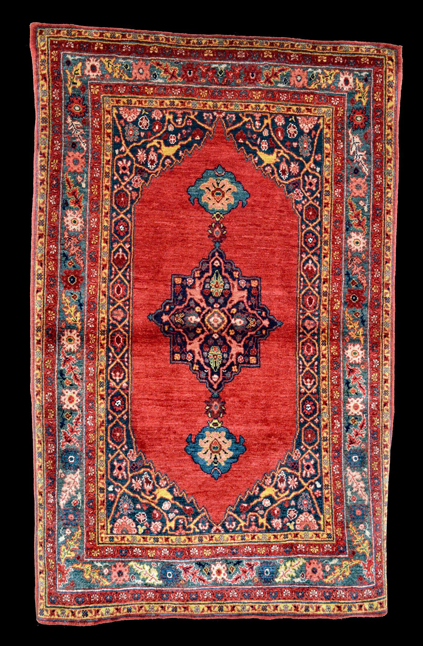 Quadrifoglio Gallery Oriental Rugs Boston Ma Wellesley Natick Area A New Genuine Persian Bidjar Rug Hand Woven Utilizing Natural Dyes And Spun Wool