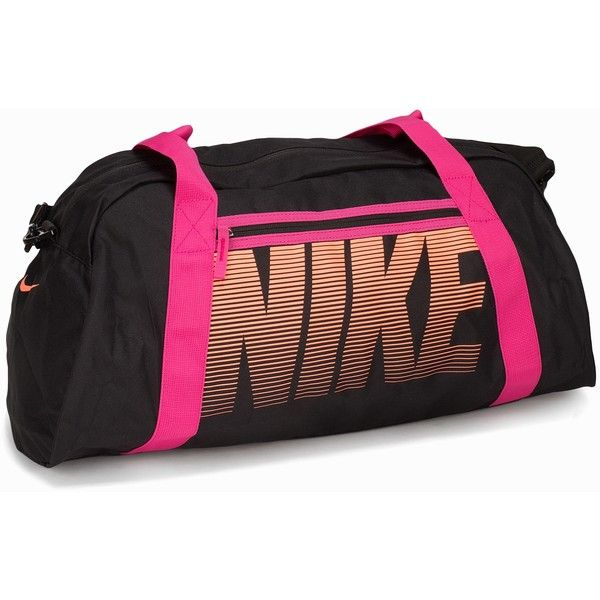 Nike Women S Gym Club 37 Liked On Polyvore Featuring Bags Handbags