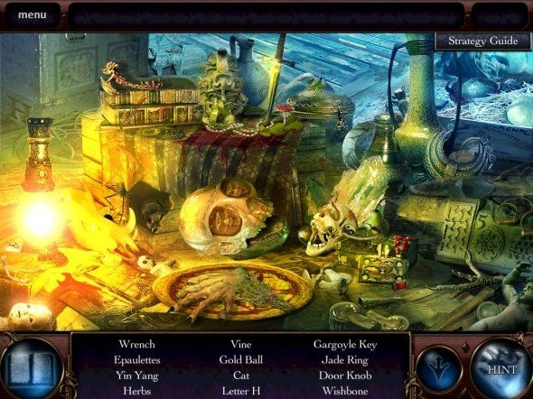 Hidden Object Games for iPad | HOG's | Hidden object games