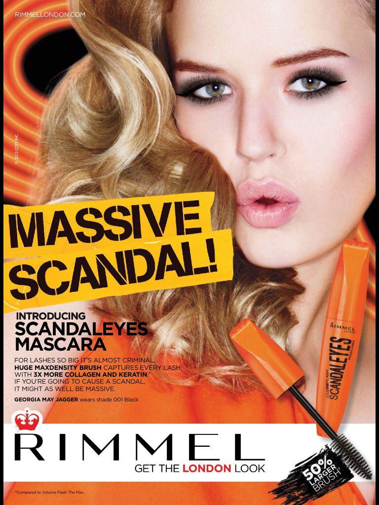 Rimmel Cosmetics Advertising | Cosmetic & SkinCare ...