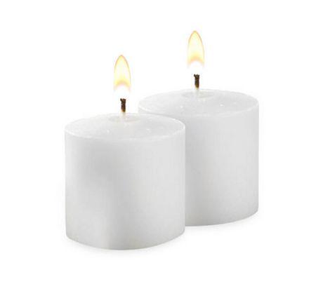 Yummi Candles Yummi 10Hr Votive Candles - 126 - White in
