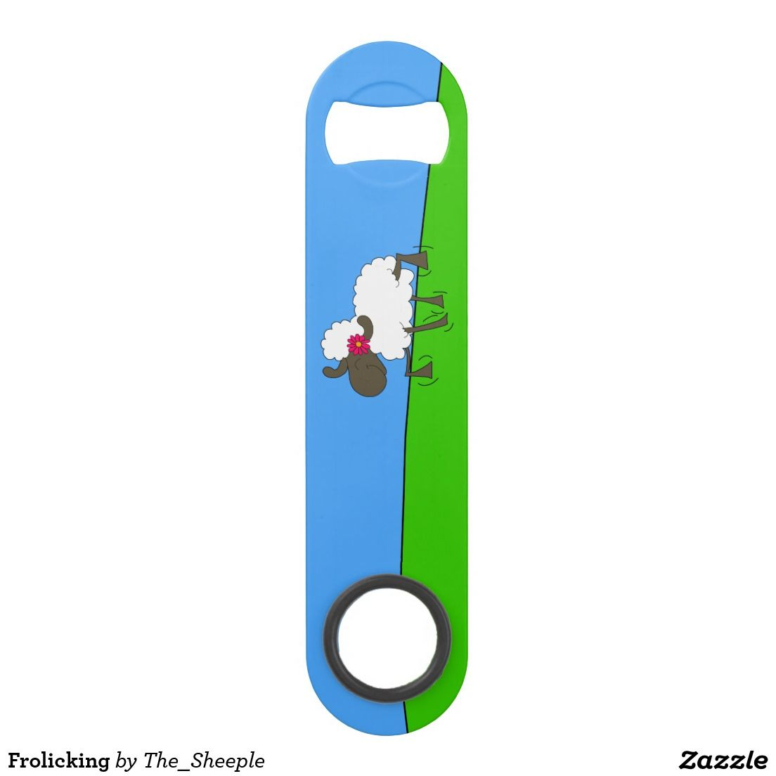 Frolicking Bar Key #sheeple