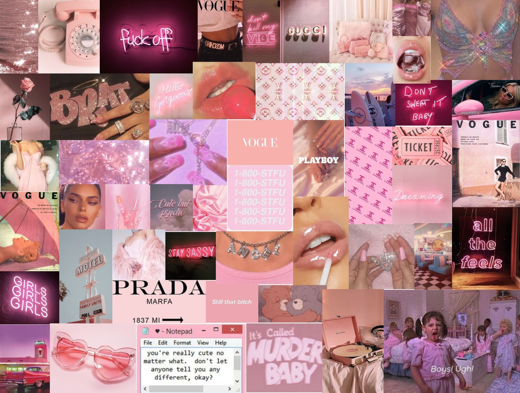 Pink Aesthetic In 2020 Aesthetic Desktop Wallpaper Vintage Desktop Wallpapers Pink Wallpaper Desktop