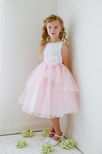 ba8a5b93e Como hacer vestidos de fiesta para niñas | ropa de damas | Vestidos ...