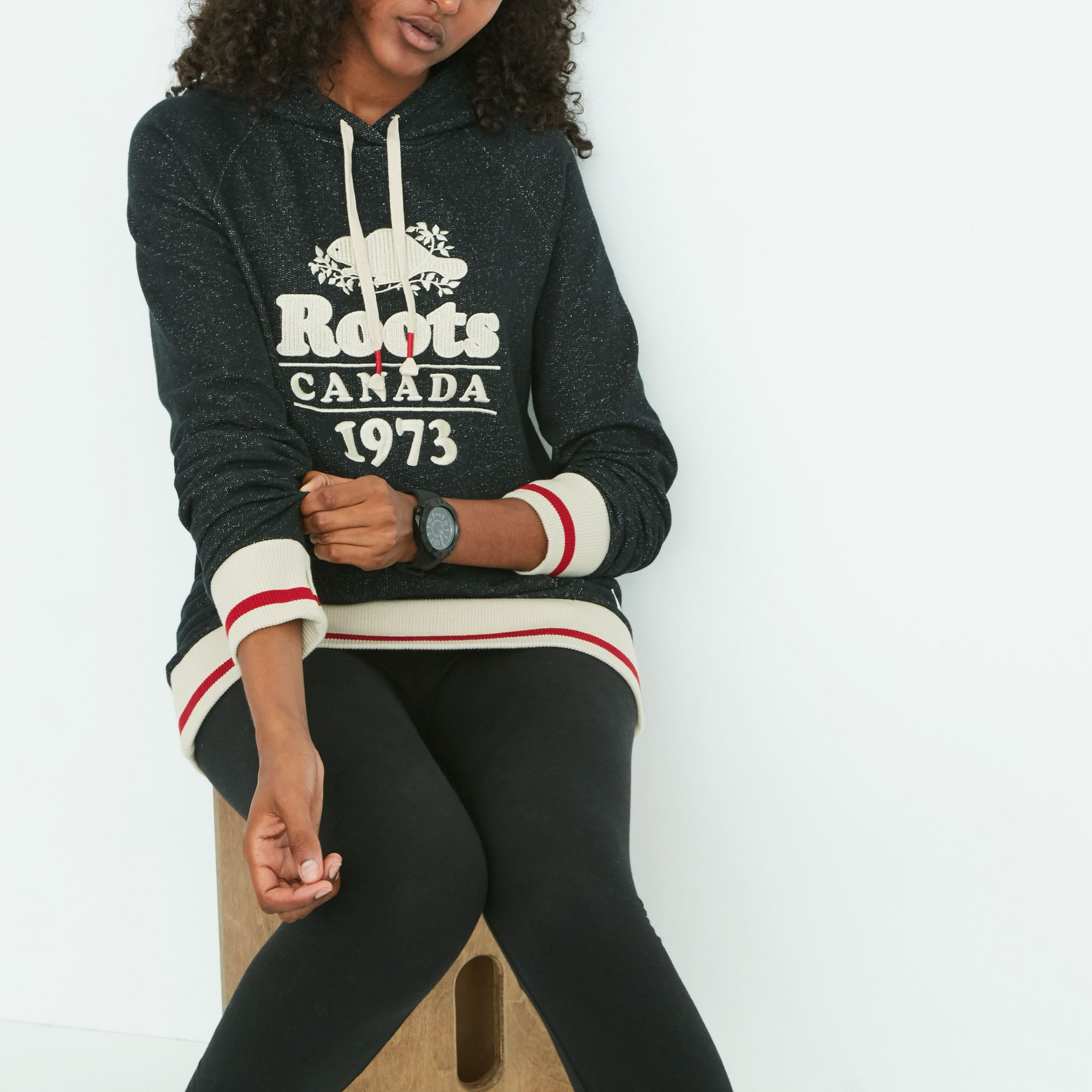 Roots Cabin Boyfriend Hoody | Canadian Fashion | Pinterest | Roots ...