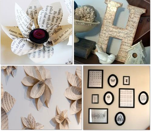 Merveilleux 10 Ways To Decorate W/Sheet Music   1. Book Page Gift Tags 2