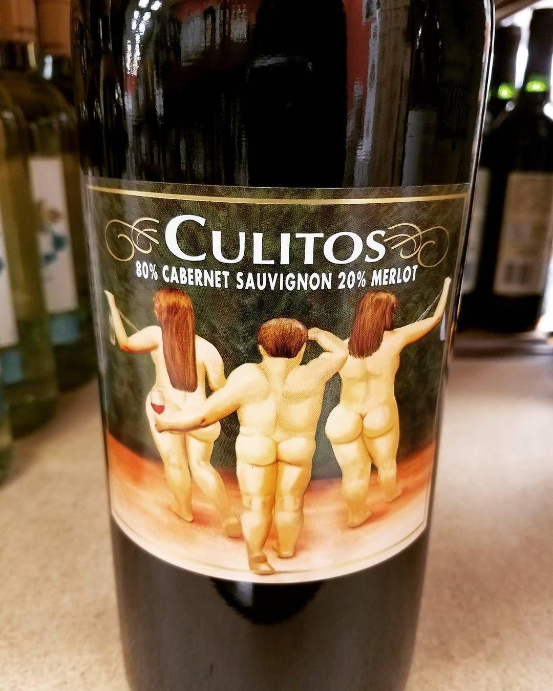 Culitos, Cabernet e Merlot #naming #pacjaging #design #vino ...