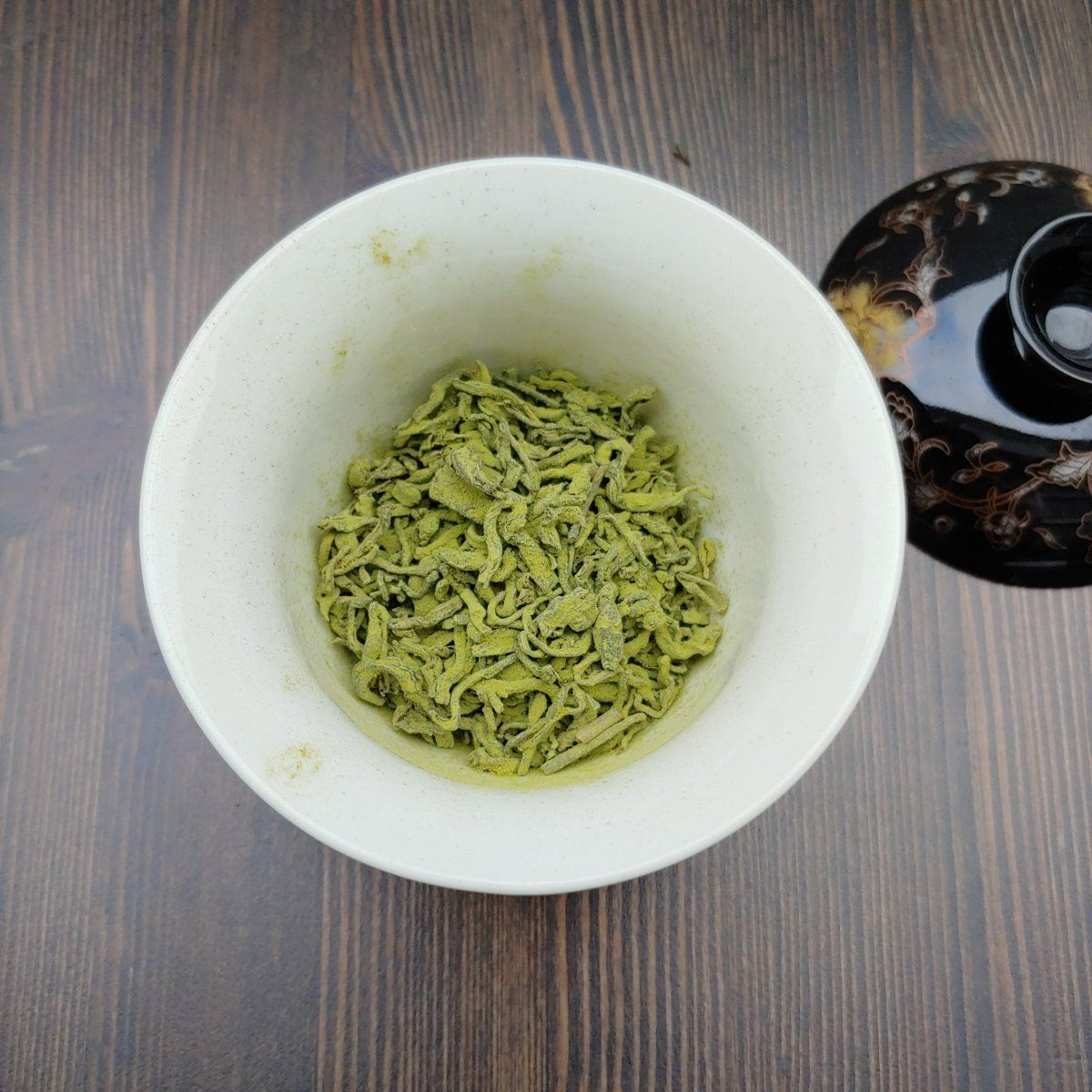 Pu-Ehr Matcha By Excellence Tea