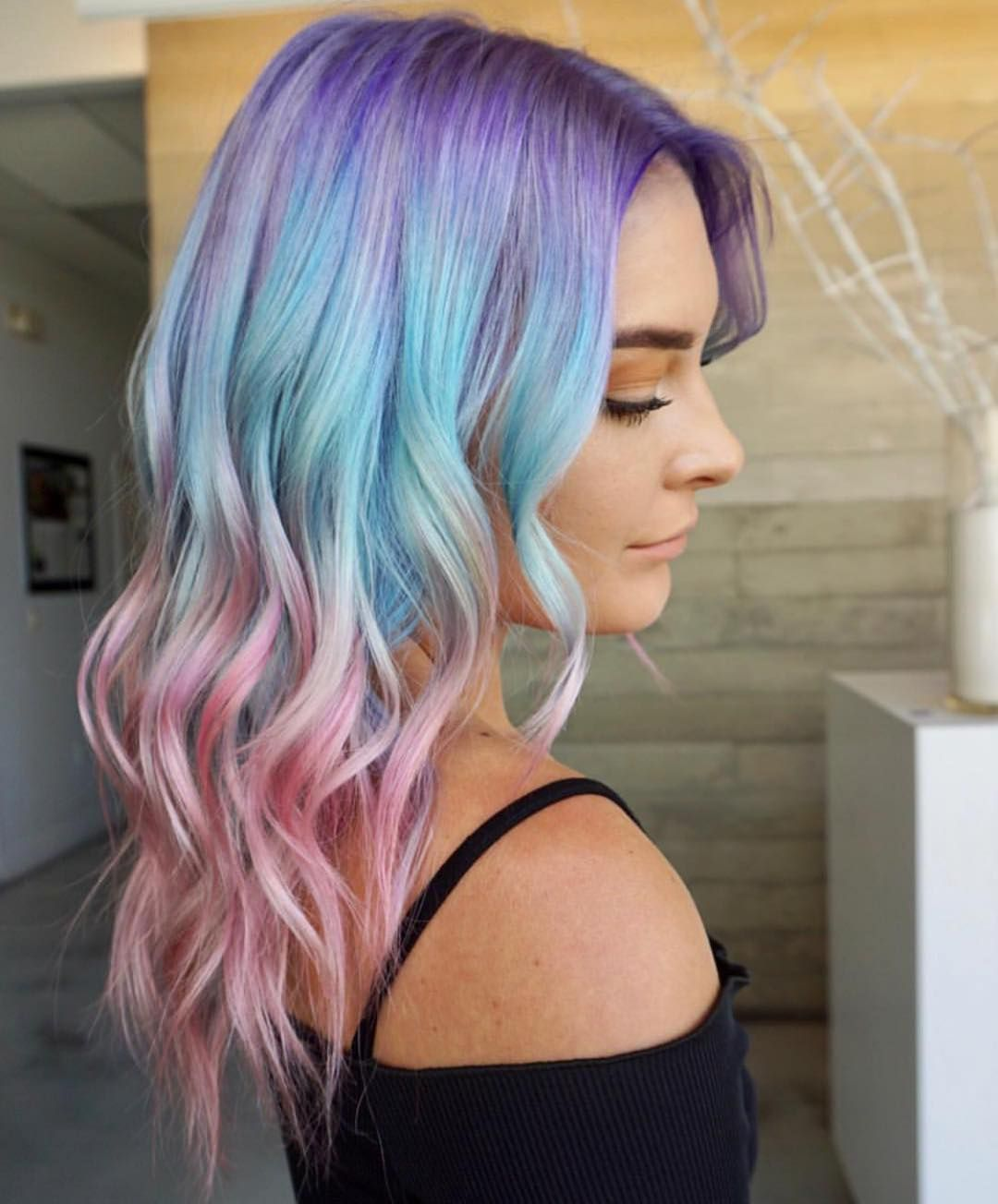 Pin On Colorful Hair To Dye For