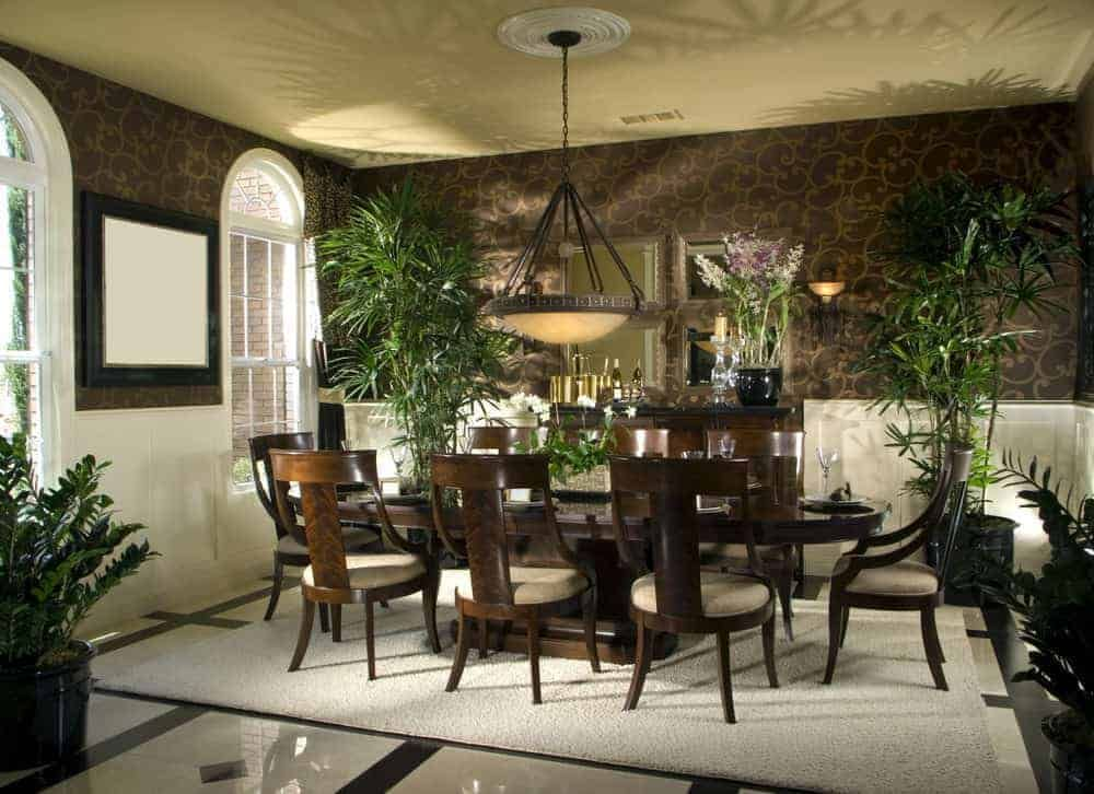 50 Tropical Dining Room Ideas Photos Colonial Dining Room Tropical Dining Room Colonial Dining Room Furniture