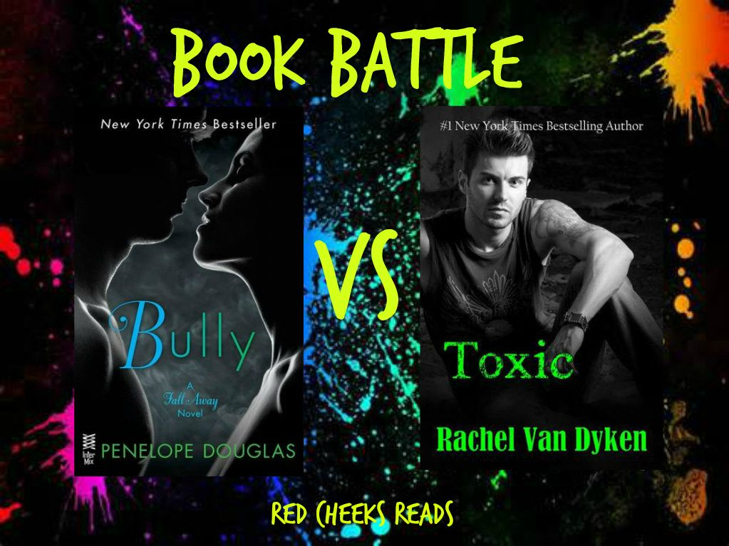 Book Battle - Red Cheeks Reads