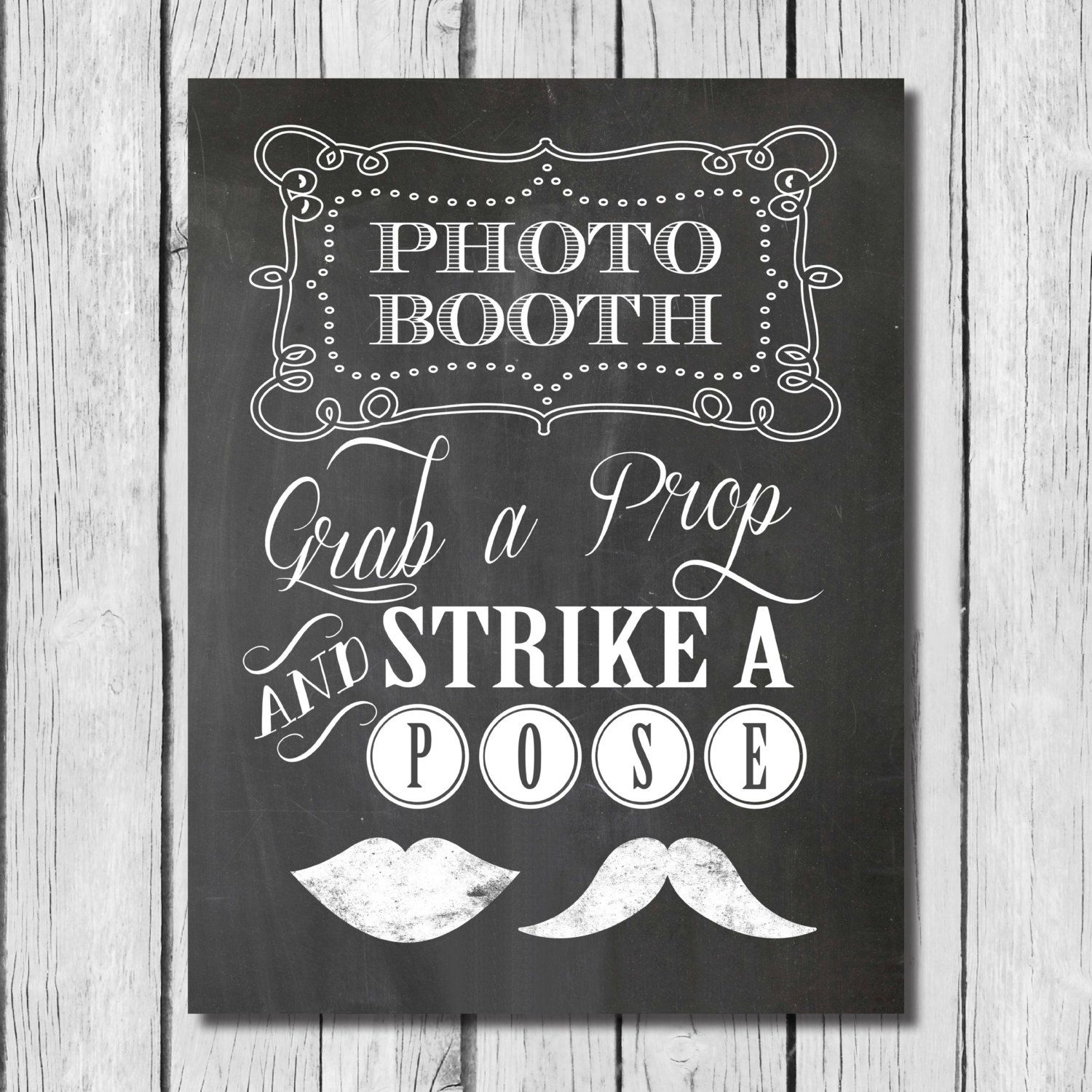 photograph about Free Printable Photo Booth Sign titled No cost Printable Kissing Booth Indicator - Free of charge Printable Get a