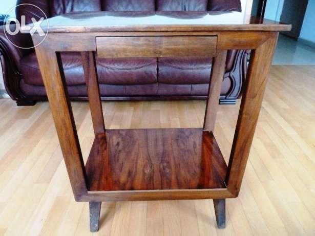 Szafka Stolik Antyk Lite Drewno Lakierowane Furniture Decor Home Decor