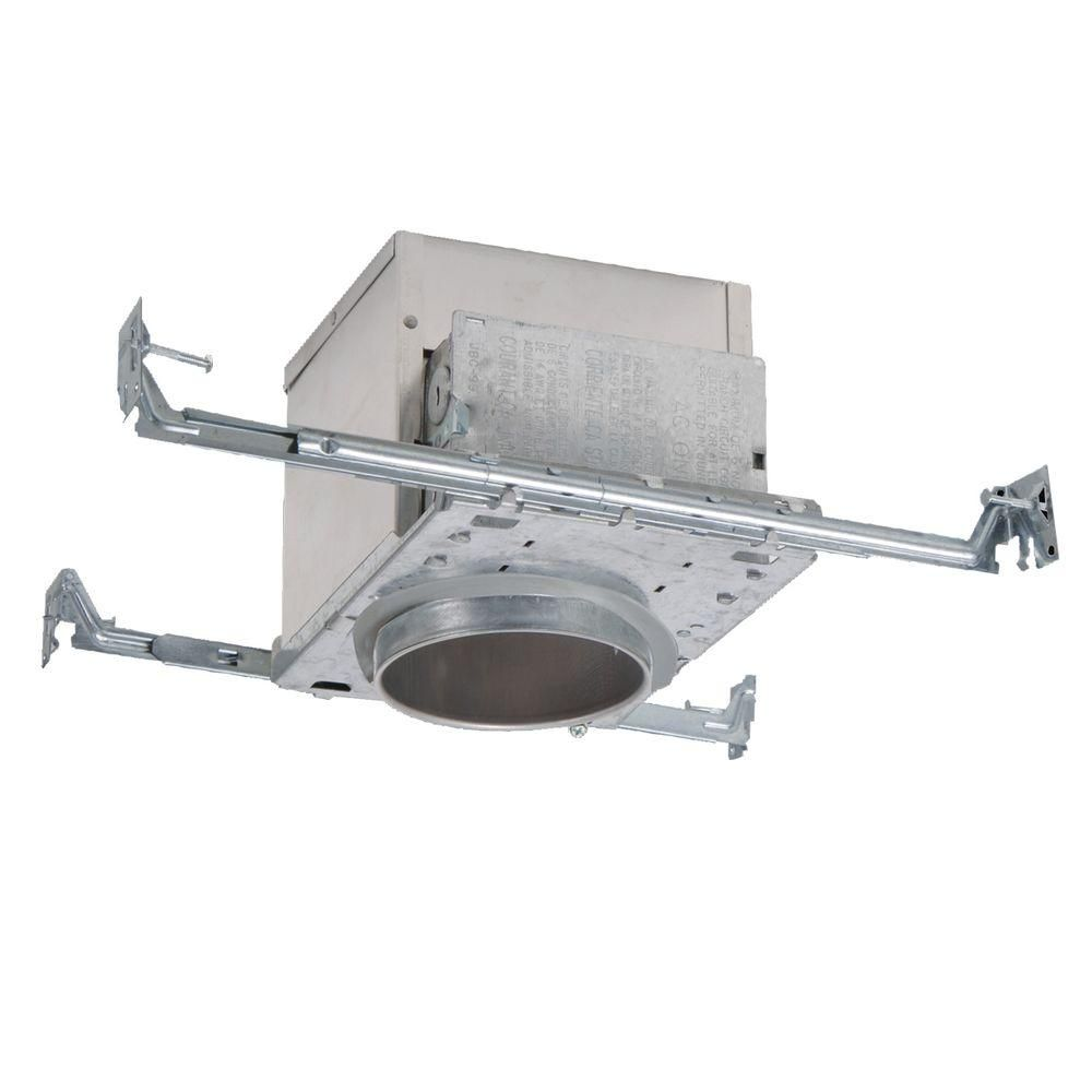 All Pro 4 In Aluminum Recessed Lighting Housing For New