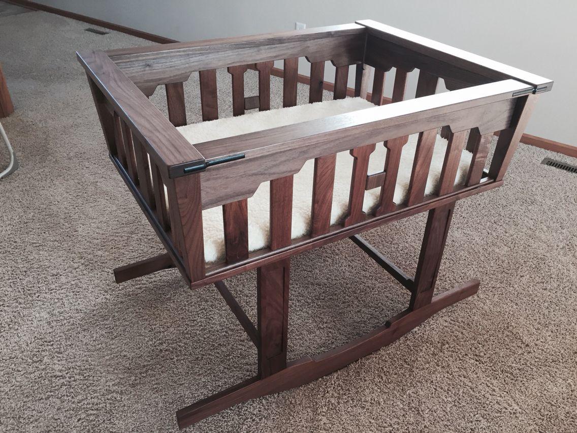 Wood Bassinet Baby Wood Bassinet Bassinet Baby Cribs