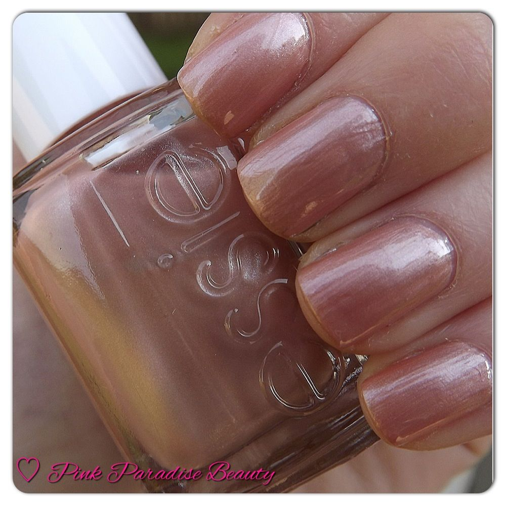 Essie - Tea & Crumpets Nail Swatch | Nails | Pinterest | Crumpets ...