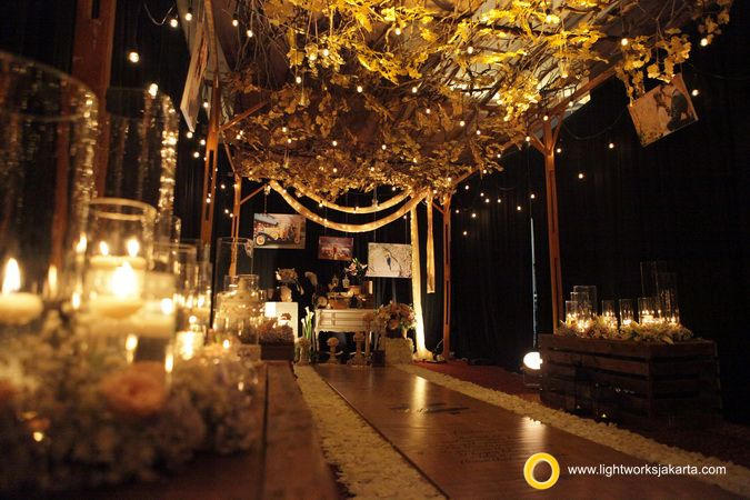 The wedding gate of william and indah from grasida decoration as the the wedding gate of william and indah from grasida decoration as the decorator and lightworks as the lighting designer at thamrin nine ballroom pinterest junglespirit Images