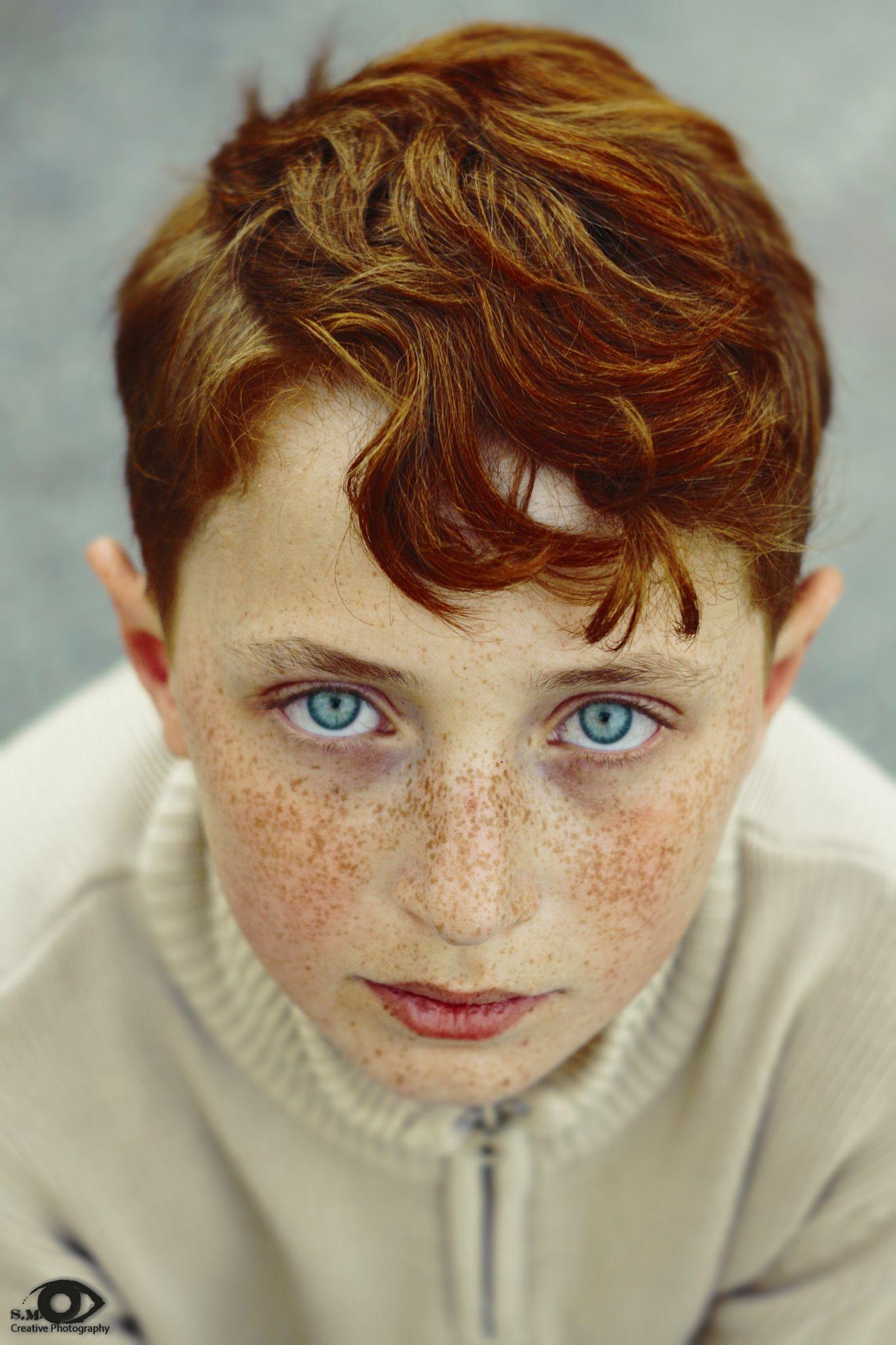 redhead... by Saba Mosiashvili on 500px Roodharigen