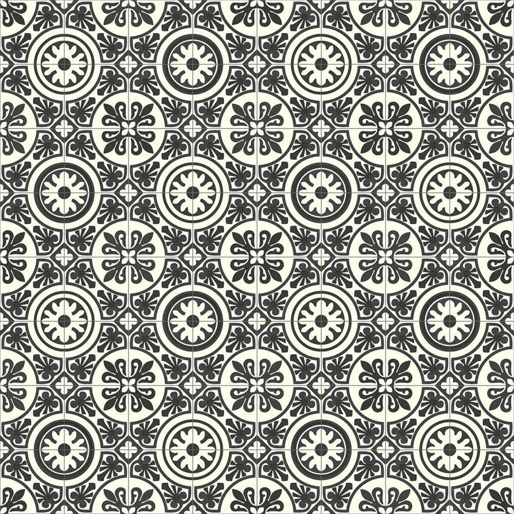 Quality Non Slip Vinyl Flooring Lino Kitchen Baroque